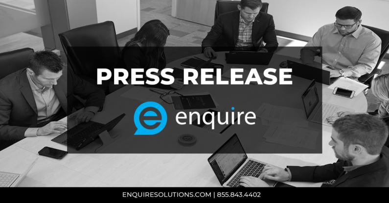 Enquire Press Release