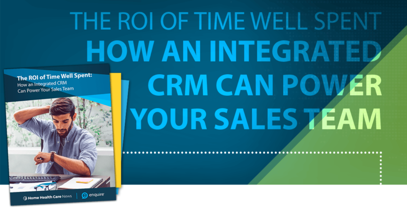White Paper - The ROI of Time Well Spent: How an Integrated CRM Can Power Your Sales Team