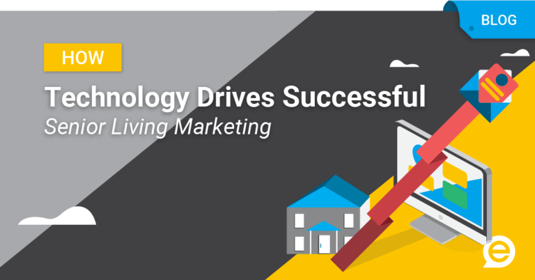 How Technology Drives Successful Senior Living Marketing